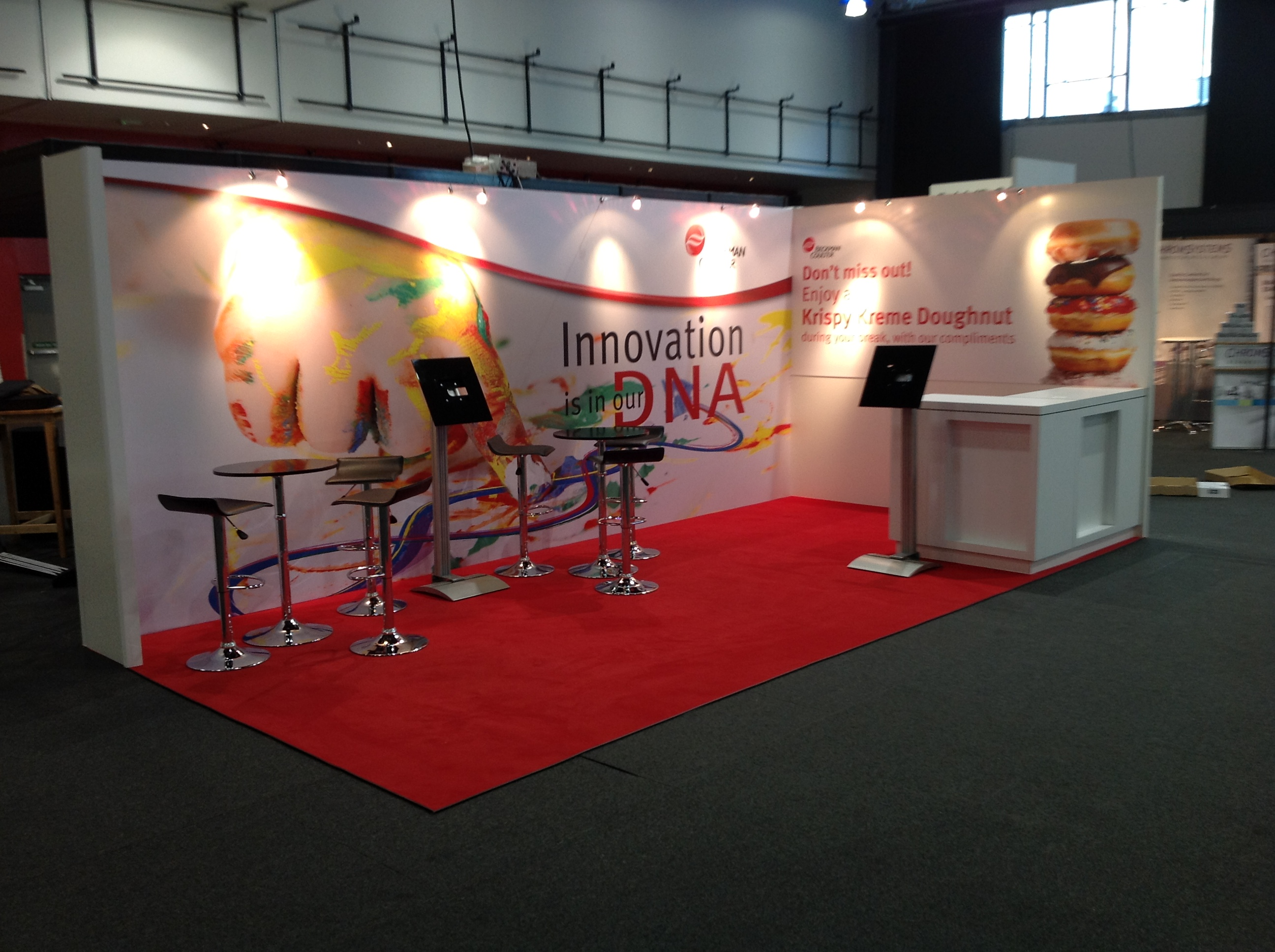 Marketing Exhibition Stand Out : Love expo loveexpostands