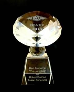 Award for Best Animation